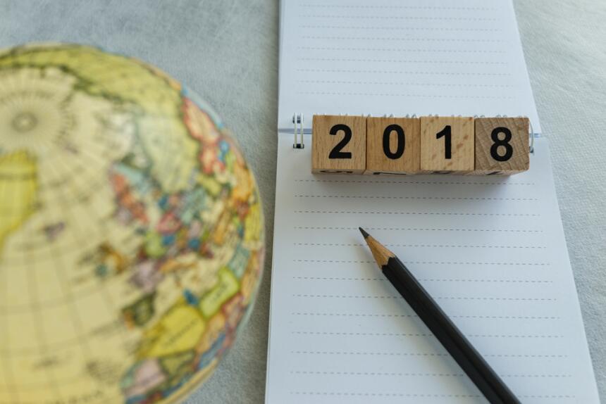 2018 año nuevo