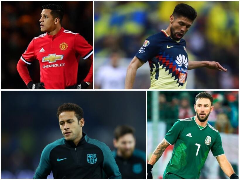 Las cinco razones por las que Layún no triunfará en el Sevilla untitled-...