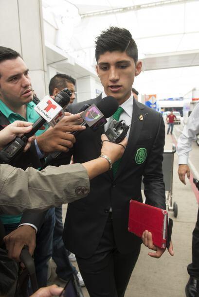 Alan Pulido podría tener minutos de juego ante los ecuatorianos, puede s...