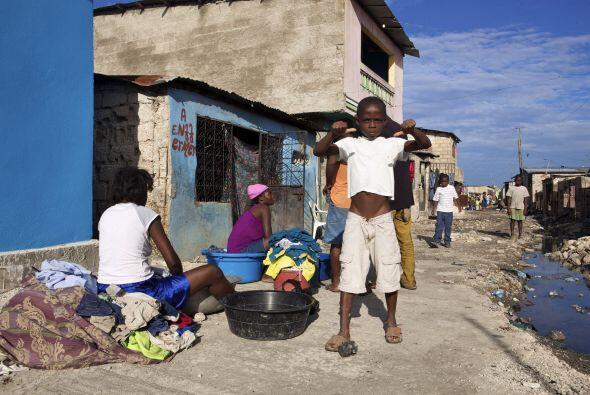 De acuerdo a la ONG, los casi 1.3 millones de ocupantes están expuestos...