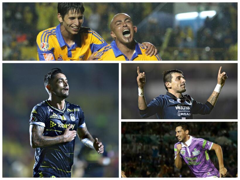 El Top 10 de los jugadores de la fecha 15 del Univision Deportes Fantasy