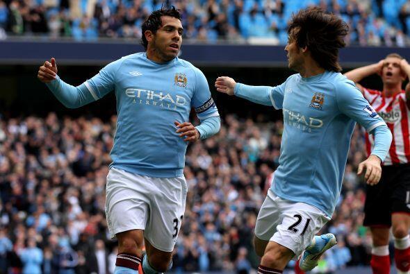2-0 para el 'Man-City' más que justo tanto por el nivel de su juego como...