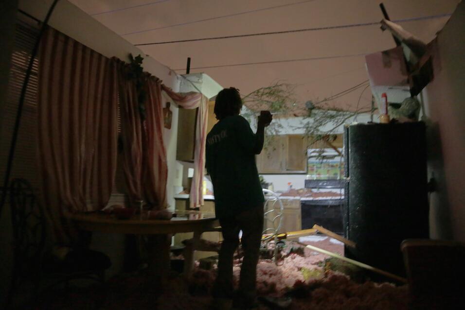 Tormentas y tornados dejan al menos tres muertos en el sur  tornado6.jpg