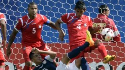 No fue el mejor partido de Panamá en la Copa Oro el que perdió 1-0 la fi...