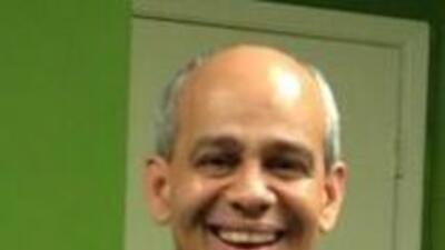 El venezolano Glenn Garrido. (Imagen de Twitter).