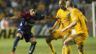 Veracruz y Tigres por un boleto a la final de la Copa MX.