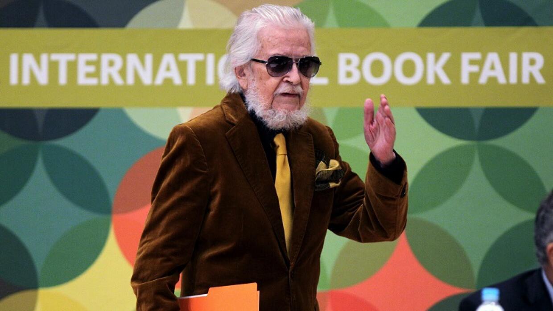 Fernando del Paso, ganador del Premio Cervantes 2015