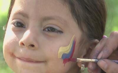 Colombianos celebraron su tradicional picnic en el suburbio de Elgin