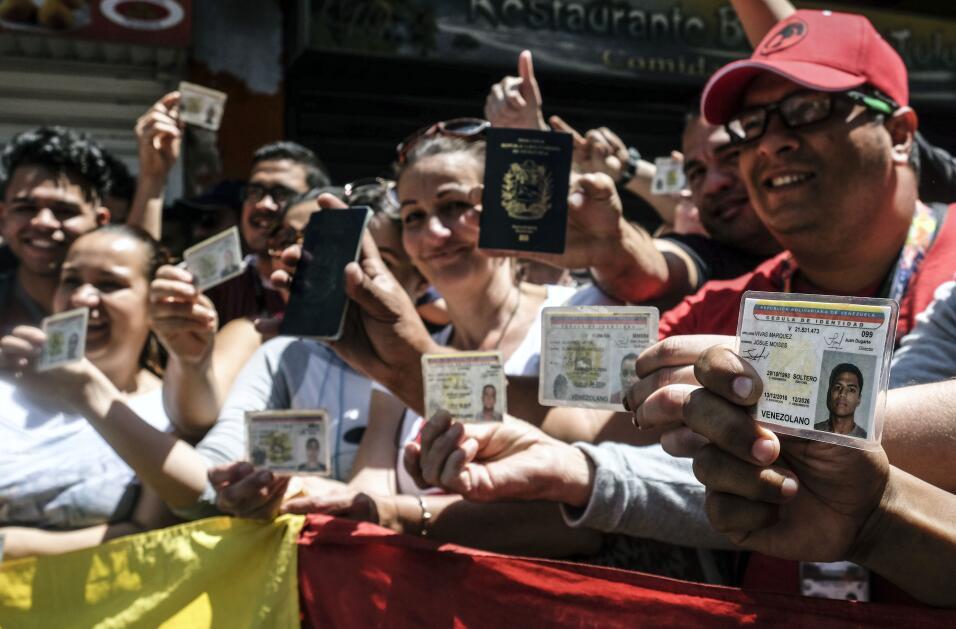 Voto en Colombia