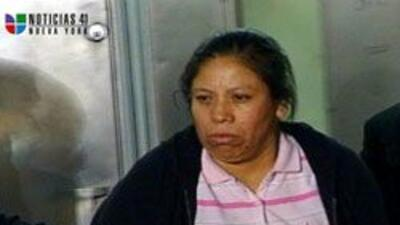 Juez de NY sentencio a Florencia Vazquez por asesinar a golpes a su hija...