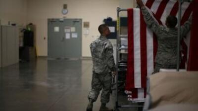 El número de casos de abusos sexuales en las Fuerzas Armadas de Estados...