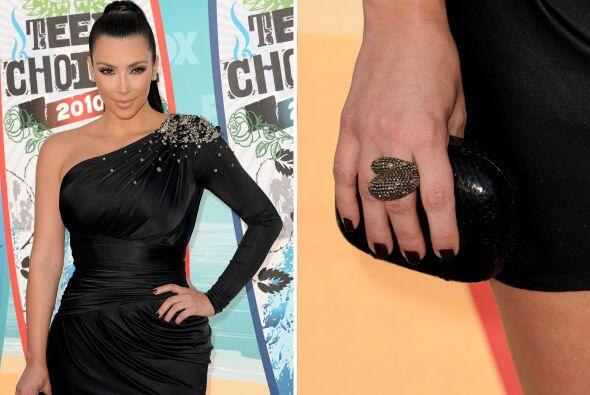 ¿Cuál será más pequeño, este o el anterior? Nos sorprende que Kim no los...