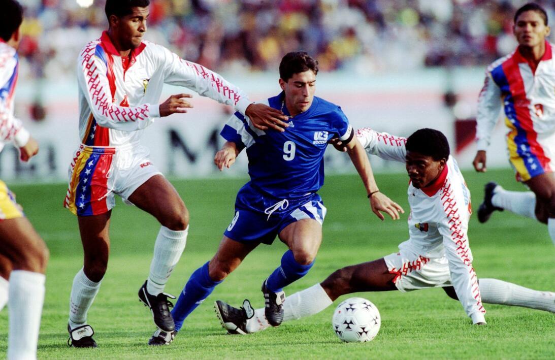 México, el invitado más competitivo en las Copa América desde 1993 Getty...