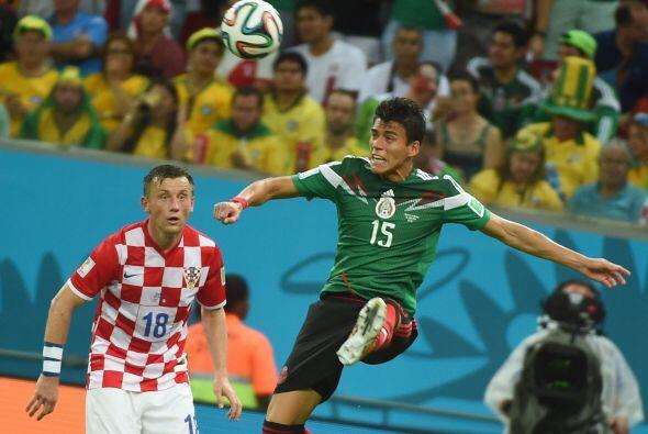 Moreno consiguió rápido de hacerse del puesto titular y co...