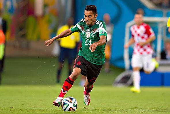 José Juan Vázquez se perfila como el contención que ocupará México para...
