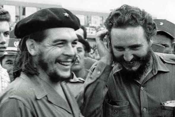 """En México conoció a Ernesto """"Che"""" Guevara. Venci..."""