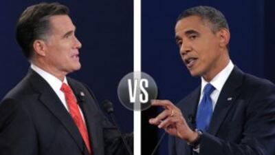 Desde el inicio de la campaña, Romney acusa a Obama de incompetencia en...
