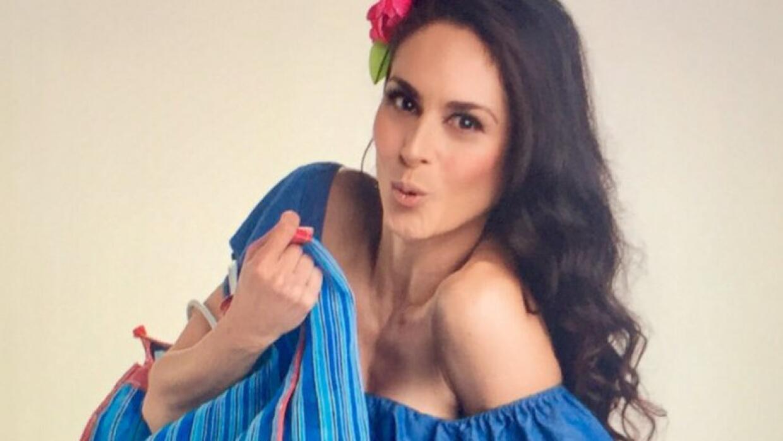 Wendy Braga es Lupita en Nosotros los Guapos