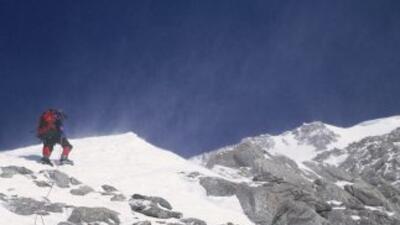 El monte McKinley ya era conocido como Denali por las tribus nativas de...
