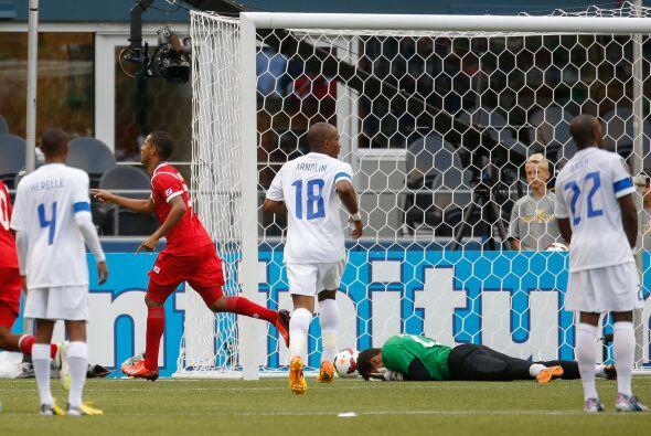 Panamá empataba a cero con Martinica, cuando el árbitro se...