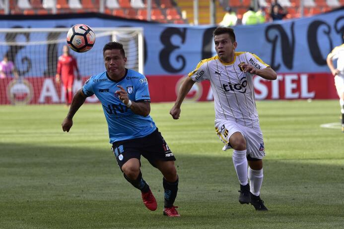 El chileno Álvaro Ramos, del Deportes Iquique, suena como posible refuer...