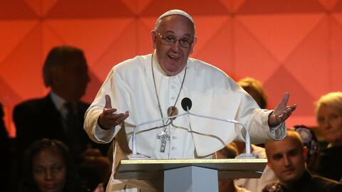 Se espera la última misa del papa en EU