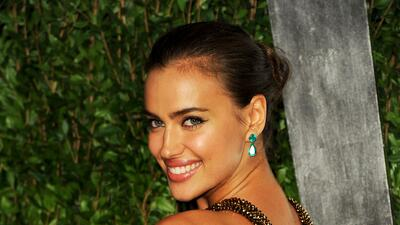 La belleza incomparable de Irina Shayk