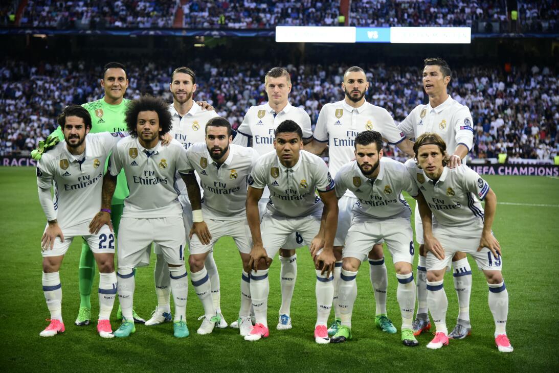 Intensa clasificación de Real Madrid con remontada contra Bayern de loca...