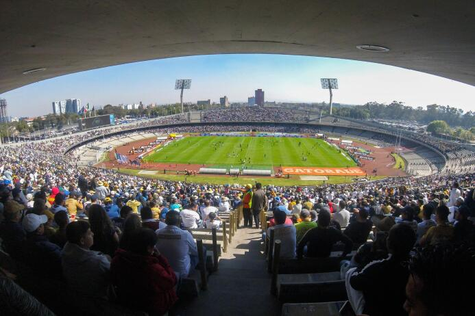 El clásico capitalino acabó con empate sin goles en el Olímpico Universi...