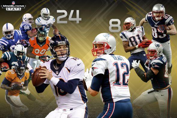 2 Producción de jugadores de Pro Bowl: Los equipos de Peyton Manning han...