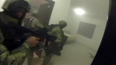 """Operativo de captura de """"El Chapo"""" Guzmán."""