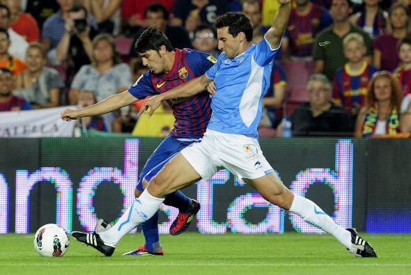 El Barcelona enfrentó al Osasuna en un partido donde los 'culé' buscaban...