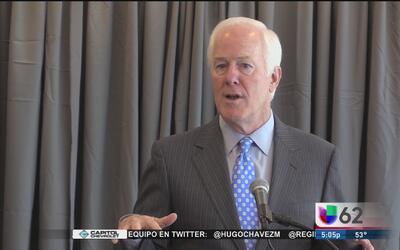John Cornyn opina sobre Obamacare y el sistema de salud