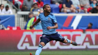 Tras sufrir una grave lesión, Yangel Herrera se perderá el resto de la temporada con NYCFC