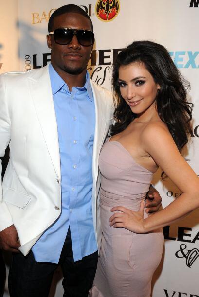 La hermosa Kim Kardashian primero se vio relacionada por varios a&ntilde...