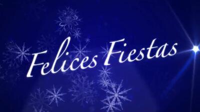 Un mensaje del equipo de Univisión Arizona para Navidad