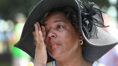 Recuerdan a las víctimas del huracán Katrina