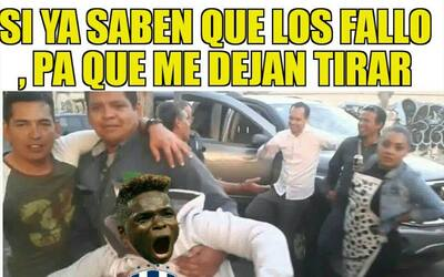 La falla de Avilés Hurtado y los múltiples empates sin gol...