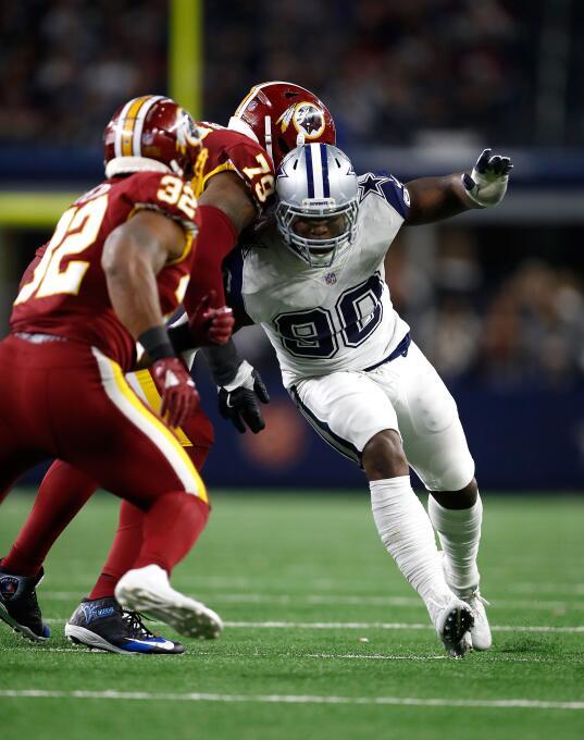 En fotos: Los Dallas Cowboys vuelven a la senda del triunfo ante Washing...