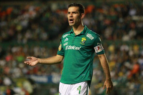 León deberá iniciar la época sin Rafael Márquez que con 35 años se unió...