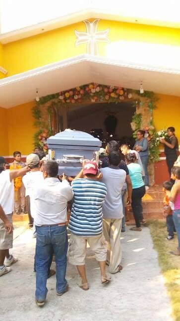 A todos sorprendió que este inmigrante pidiera ser sepultado en Guerrero...