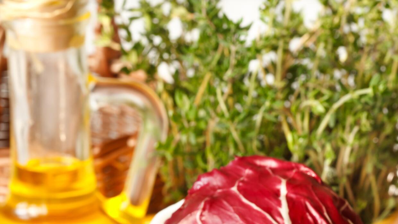 La achicoria: rica en minerales y antioxidantes.
