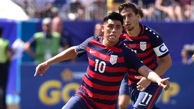 Para Joe Corona, el partido ante Bolivia le sirvió mucho al Team USA