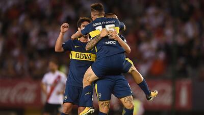 Boca Juniors magnificó la semana para el olvido de River Plate tras ganar el clásico