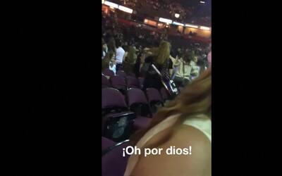 Así empezó la ola de pánico tras el concierto de Ariana Grande dentro de...