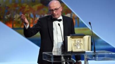 El cineasta francés Jacques Audiard.