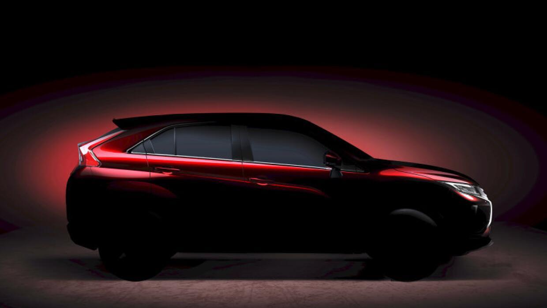 Mitsubishi Eclipse CUV
