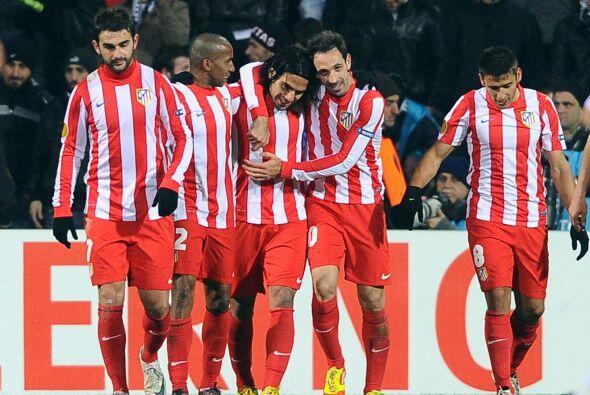 Los tres representantes españoles en los cuartos de final de la E...