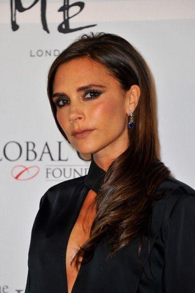 Victoria Beckham es una mujer atrevida, elegante y sensual que este invi...