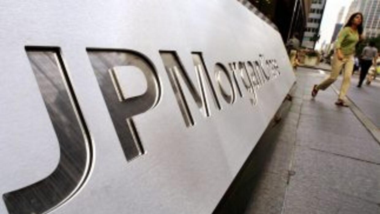 Las cifras de JPMorgan Chase auguran trimestres que se presentarán difíc...